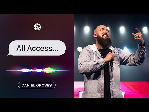 All Access  Pastor Daniel Groves