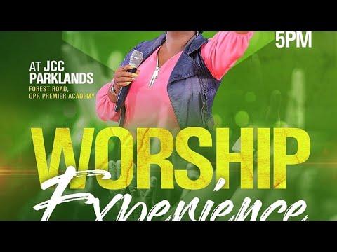 Worship Experience  JCC Parklands Live Service - 19th March 2021.
