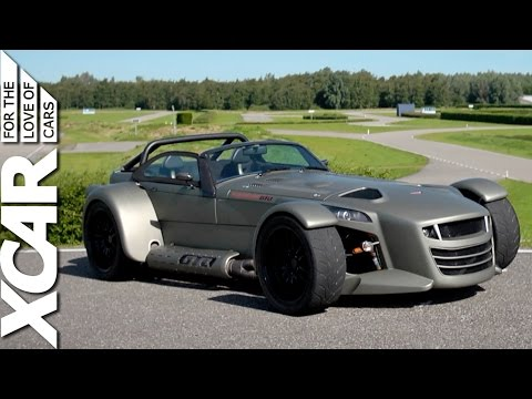 Donkervoort D8 GTO: The Lotus Seven you always wanted  - XCAR - UCwuDqQjo53xnxWKRVfw_41w