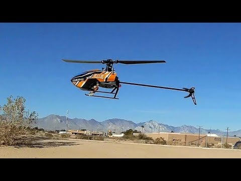 Eachine E119 Long Flying Flybarless Stabilized Helicopter Flight Test Review - UC90A4JdsSoFm1Okfu0DHTuQ