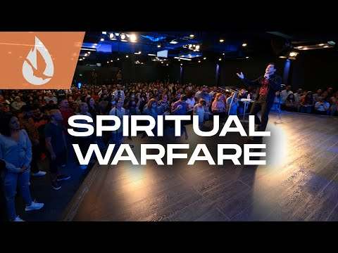 Spiritual Warfare  LIVE from Yakima, WA