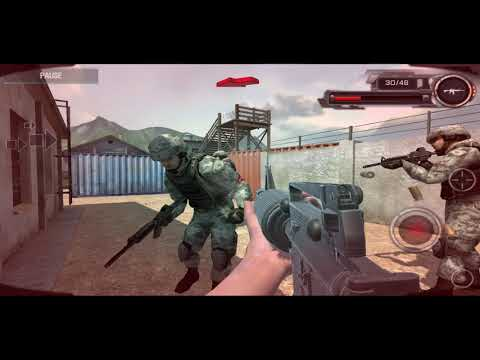 Black Commando | Special Ops | FPS Shooting(By Blue Raven Studio) Android Gameplay[HD]