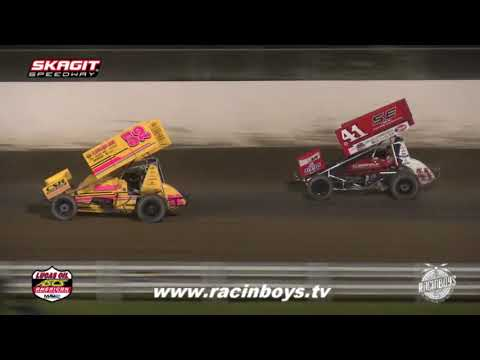 Lucas Oil ASCS Saturday Dirt Cup Highlights - dirt track racing video image