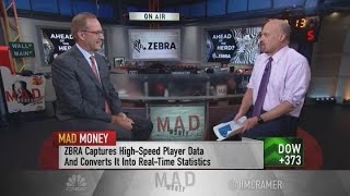 Zebra Tech CEO: We are an 'integral part' enabling retailers to execute strategies