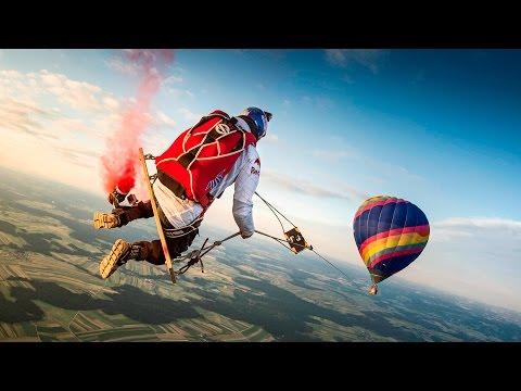 Skydivers Play on the ULTIMATE Mega Swing - UCblfuW_4rakIf2h6aqANefA