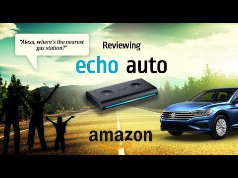 Alexa in Your Car?! An Echo Auto Unboxing and Review! - UCM6MvQHe3siaJupkBOWnRzQ