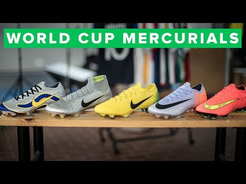 c25cbeef8645 NIKE MERCURIAL HERITAGE PACK - the best old Mercurial designs on Superfly  and Vapor