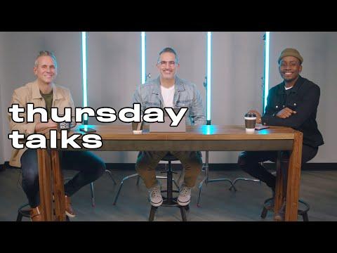 Thursday Talks  Pastor Michael Turner, Pastor Rob Jones, and Juwan Benjamin