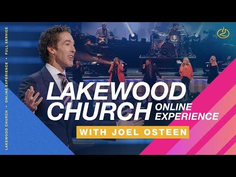 Joel Osteen LIVE   Lakewood Church Service  November 15, 2020