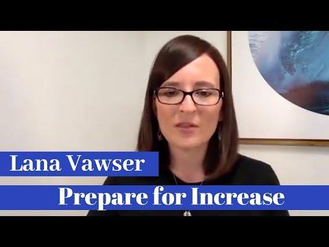 Lana Vawser - Prepare For Increase