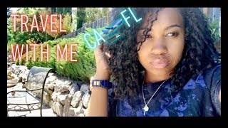 Travel Vlog from Cali to Florida | FAMU Law Incoming 1L!