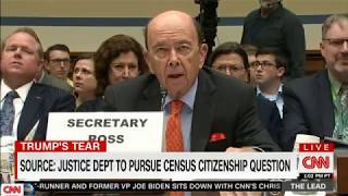 July 06, 2019   Trump considering executive oder for census quesion