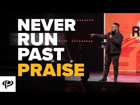 Never Run Past Praise  Turning Point Church