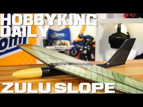 Zulu Slope/Electric Wing Composite 1400mm (ARF)  - HobbyKing Daily - UCkNMDHVq-_6aJEh2uRBbRmw