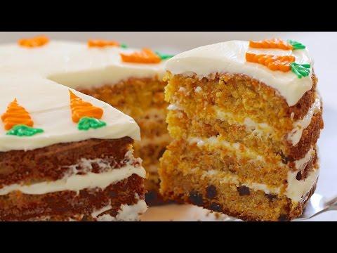 Gemma's Best-Ever Carrot Cake   Bigger Bolder Baking