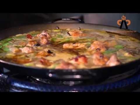 Como hacer una paella valenciana - PaellerosyPaelleras.com - UCt-EDoXRDQ4sCzf27BEdDGA