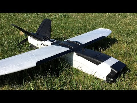 ZOHD Talon GT Rebel Long Range FPV RC Plane Second Flight - UCJ5YzMVKEcFBUk1llIAqK3A