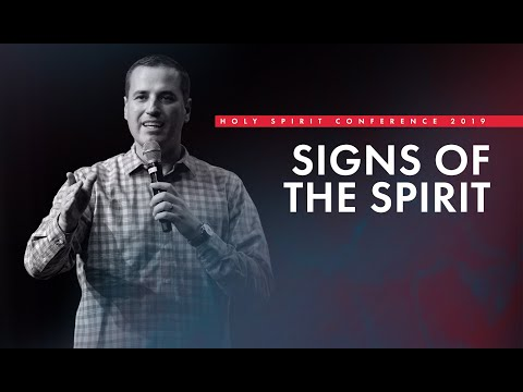 Signs of the Spirit  Andres Bisonni
