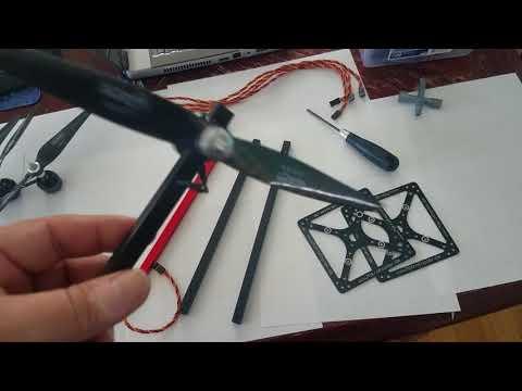 MiKroKopter retro Quadcopter build - UCeWinLl2vXvt09gZdBM6TfA
