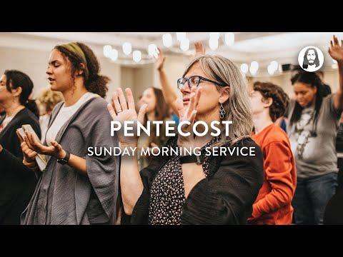 Pentecost  Michael Koulianos  Sunday Morning Service