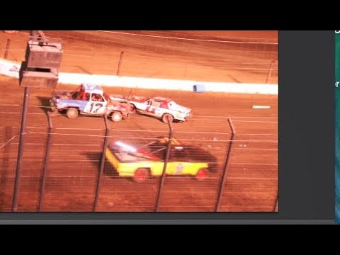 Perris Auto Speedway NOD 7 3 21 Demo Cross Main Event - dirt track racing video image