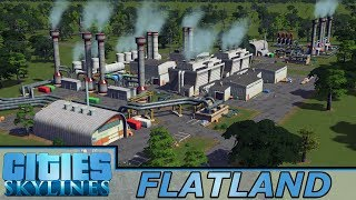 [38] Hot Water ... The Single Most Expensive Project | Flatland - Cities: Skylines