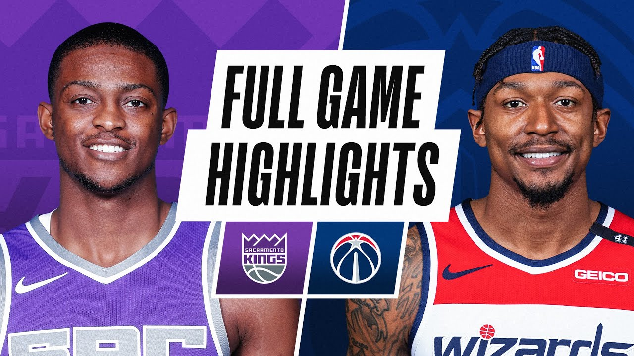 KINGS at WIZARDS | FULL GAME HIGHLIGHTS | March 17, 2021