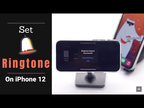 Set Custom Ringtone on iPhone 12 Mini | iOS 14 Set Any Song as Ringtone