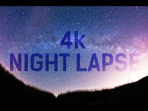 GoPro HERO4 Night Lapses - Film The Stars in 4k!