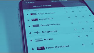 Say hello to the #CWC19 app!