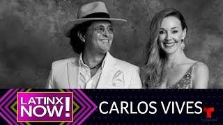 Carlos Vives recordó su aniversario de bodas   Latinx Now!   Entretenimiento