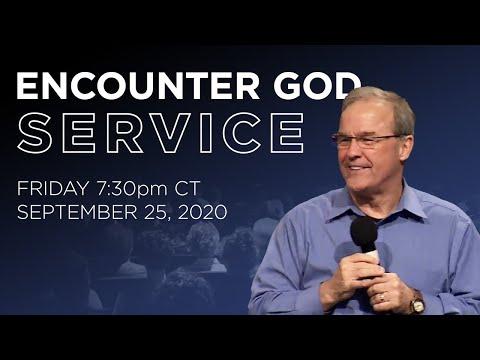 Encounter God Service Live IHOPKC & Mike Bickle  September 25