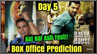 Mission Mangal Vs Batla House Box Office Prediction Day 5