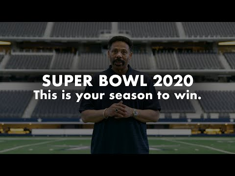 Super Bowl 2020 - This is YOUR season to win!