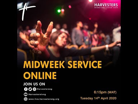 MidWeek Online Service With Pst. Deji Agboade   Tue Apr 14th, 2020