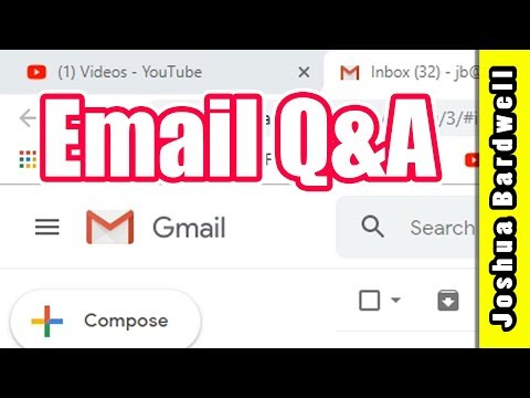 JB Answers Questions In His Email | July 24, 2019 - UCX3eufnI7A2I7IkKHZn8KSQ