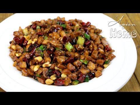 Kung Pao Chicken (Gong Bao Ji Ding) - UCIvA9ZGeoR6CH2e0DZtvxzw