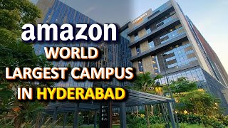 Amazon Opens World Largest Campus in Hyderabad