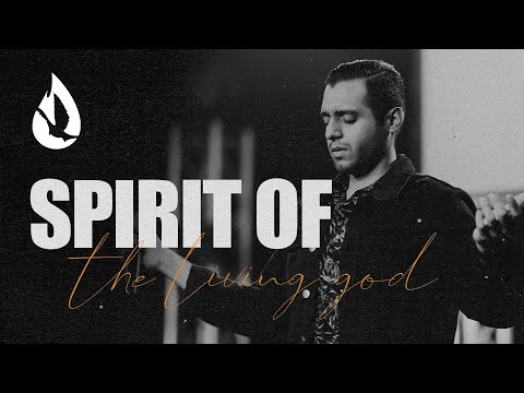 Spirit of the Living God (by Daniel Iverson)  Worship Cover by Steven Moctezuma