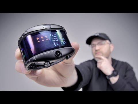 The Most Futuristic Flexible Display Phone - UCsTcErHg8oDvUnTzoqsYeNw