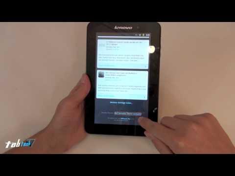Lenovo IdeaPad A1 Test - default