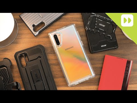 Best Samsung Galaxy Note 10 Protective Cases - UCS9OE6KeXQ54nSMqhRx0_EQ