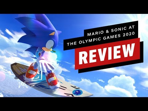 Mario and Sonic at the Olympic Games Tokyo 2020 Review - UCKy1dAqELo0zrOtPkf0eTMw