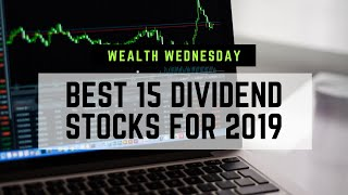 The 15 Best Monthly Dividend Stocks in 2019 - Some over 10% APY!
