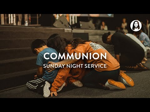 Communion  Michael Koulianos  Sunday Night Service
