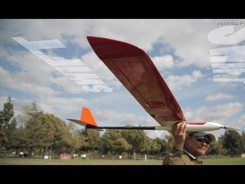 Nitroplanes Swift Electric Glider - UCJZL9VSp8g5rRQXeumrEOEg
