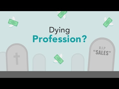 Is Sales a Dying Profession?  Brian Tracy