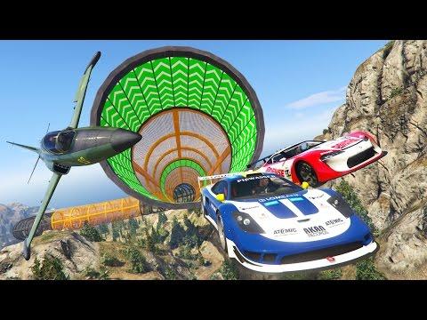 GTA 5 - $23,000,000 Spending Spree, Part 1! NEW CUNNING STUNTS DLC SHOWCASE! (GTA 5 DLC Gameplay) - UC2wKfjlioOCLP4xQMOWNcgg