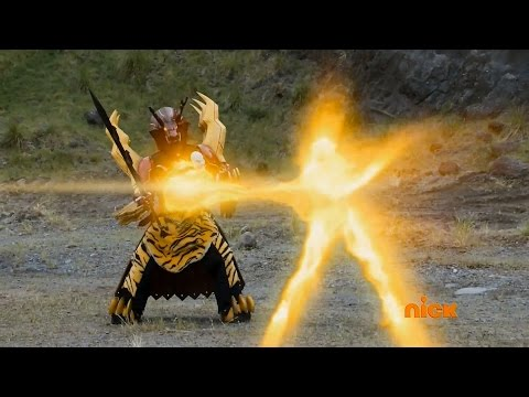 Power Rangers Dino Charge - Fury's Golden Energy (Episodes 8-11) - default