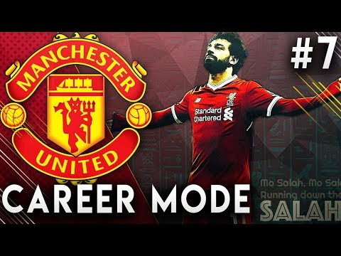 FIFA 19 Manchester United Career Mode EP7 - Facing Mo Salah!! Drama Against Liverpool!!